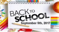 Welcome back!  We are excited about this new school year, and want to share the following information for Tuesday, September 5th.  Grades Times Location Grade 8 10:00 – 12:00 pm […]