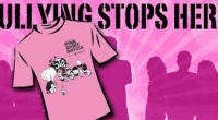 Pink T-Shirt Day is on Wednesday, February 28, 2018